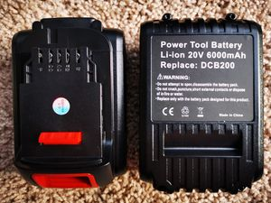 Power tool battery pack for Sale in Germantown, WI
