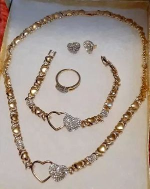 24K Gold Plated Set for Sale in McDonough, GA