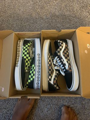 Vans Size 10 Pack for Sale in Columbus, OH