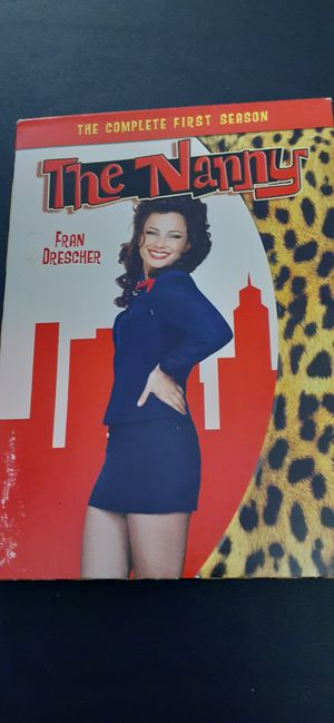 The NANNY Complete Season 1 (DVD) for Sale in Lewisville, TX