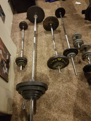 Weights for Sale in Plainfield, IL