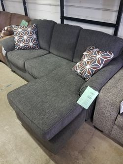 ASHLEY BRISE SOFA CHAISE BRAND NEW $439.00 for Sale in Mentor,  OH