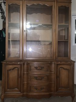 China Cabinet / Curio Cabinet for Sale in Perryopolis,  PA
