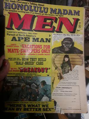 Men magazine Nov 1969 for Sale in Cleveland, OH