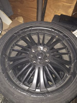 Rims/tires for Sale in Kent, WA