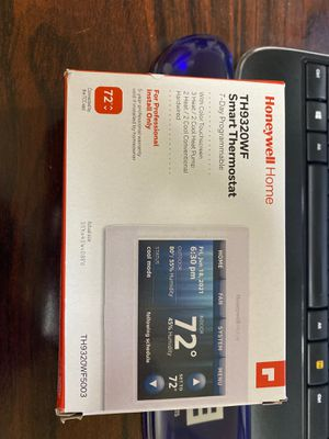 Honeywell TH9320WF Smart Thermostat for Sale in Orlando, FL