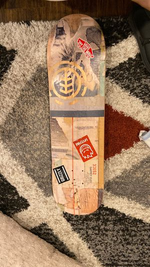 Element skate board for Sale in La Habra Heights, CA