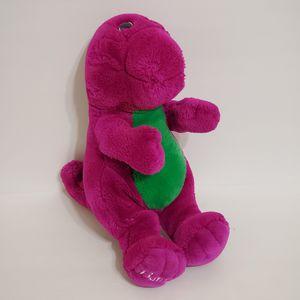 """Barney the Dinosaur plush 13"""" Closed Mouth 1992 for Sale in La Grange, IL"""