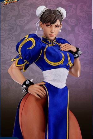 Chun-Li Classic Qipao Statue by PCS Collectibles for Sale in ROWLAND HGHTS, CA