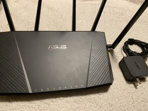 ASUS AC3200 Tri-band MU-MIMO Router for Sale in Tacoma, WA