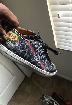 Gucci shoes for Sale in Raleigh, NC
