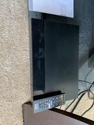 New Blu-Ray DVD Player for Sale in Hackensack, NJ