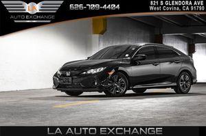 2017 Honda Civic Hatchback for Sale in West Covina, CA