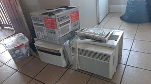 3 air conditioners for Sale in Bethlehem, PA