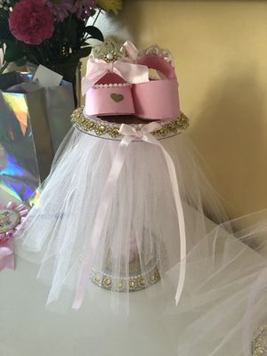 Ballerina / Princess center pieces / decor for party for Sale in Silver Spring, MD