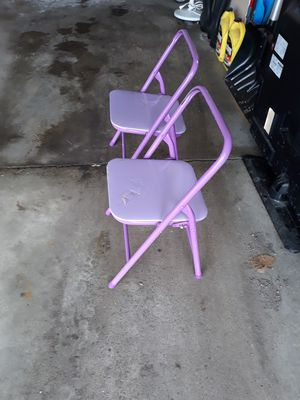 Kids chairs - 2 for Sale in Eagan, MN