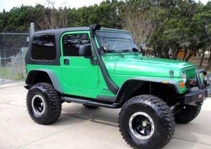 Price$1200 Jeep Wrangler 2OO4 for Sale in Richmond, VA