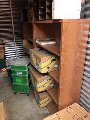 2 Wood Book Shelves for Sale in Carol City, FL