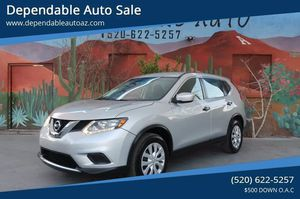 2016 Nissan Rogue for Sale in Tucson, AZ