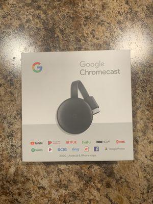 Google Chromecast for Sale in Cedar Park, TX