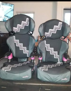 Booster seats. for Sale in Chesapeake, VA