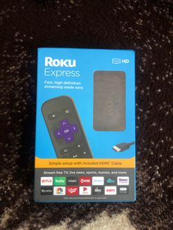 ROKU EXPRESS for Sale in Colton,  CA