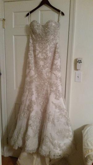 Essense of Australia wedding gown for Sale in Manassas, VA