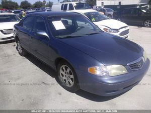 2002 Mazda 626 LX PARTS ONLY!! for Sale in Tampa, FL