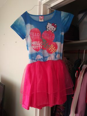 Hello kitty dress size 7/8 for Sale in Saint Clair Shores, MI