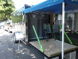 Cargo trailer conversion for Sale in Columbus, OH