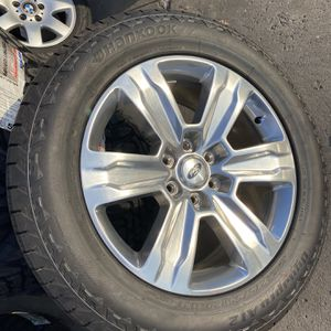 "20"" 4 Wheels & tires for Sale in Gilroy, CA"