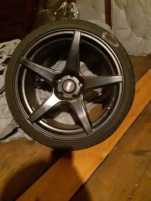 """Brand new 18"""" xxxr rim's all four. for Sale in East Haven, CT"""
