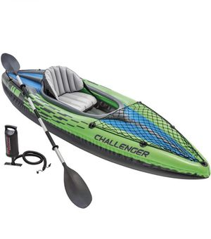 Intex Challenger Kayak K1 for Sale in Fresno, CA