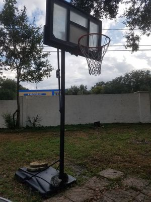 Basketball Hoops for Sale in Tampa, FL