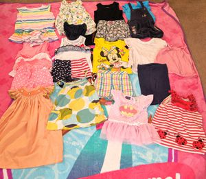 Baby Girl clothes. BEST OFFER ONLY AVAILABLE TODAY. for Sale in Murfreesboro, TN