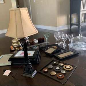 Assorted home decor for Sale in West Covina, CA