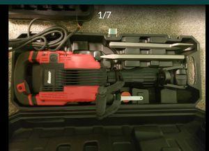 Bauer 35 lb pro demolition hammer kit for Sale in Monroe, WA