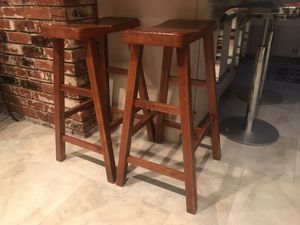 Wooden Bar stools for Sale in Mountain View, CA