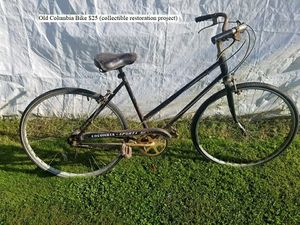 Old Columbia Bike $25 for Sale in Dresden, OH