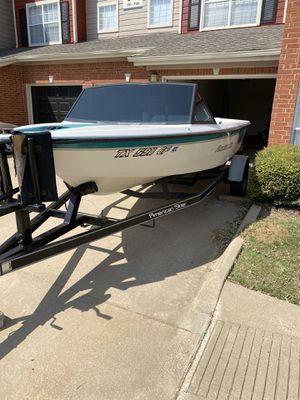 1994 American skier ski boat for Sale in Red Oak, TX