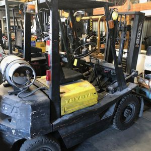 Toyota Warehouse Forklift for Sale in Lake Elsinore, CA