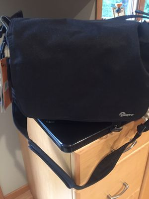 Lowe Pro Camera Bag, NEW for Sale in Mendota Heights, MN