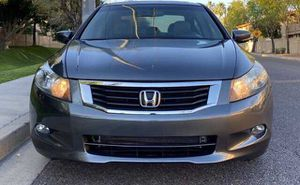 2009 Honda Accord EX-L for Sale in Rockville, MD