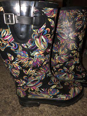 Women's rain boots for Sale in Tacoma, WA