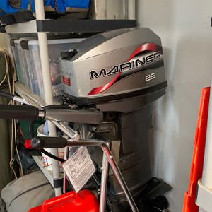 1998 Mariner Outboard Motor for Sale in Bartlett, IL
