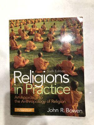 John r Bowen religions in practice for Sale in Los Angeles, CA