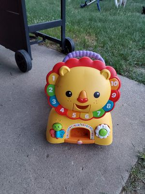 Lion walking toy for Sale in Colorado Springs, CO