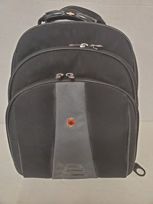Wenger Swiss Army Airflow Laptop Computer Black Backpack for Sale in Duluth, GA