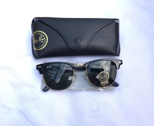 Ray ban clubmaster 3016 sunglasses for Sale in Daly City, CA