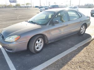 Clean 2006 Ford Taurus. LOW MILES clean title similar to Malibu Impala Sentra Altima Corolla Camry Civic Accord for Sale in Phoenix, AZ